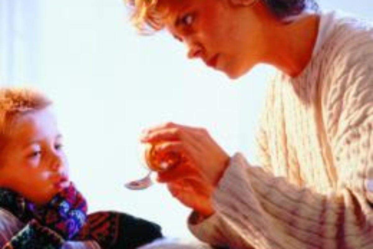 Tο παιδί έχει γρίπη! Πρέπει να ανησυχούμε;