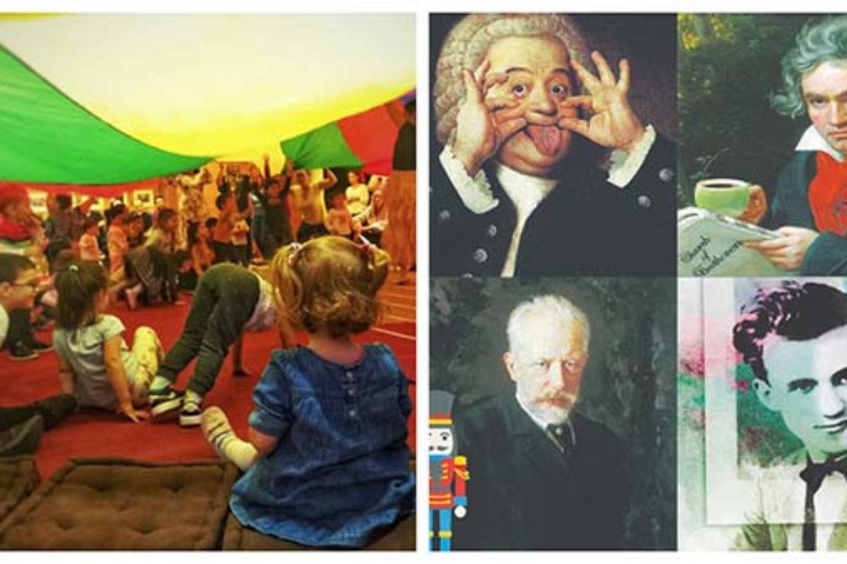Κυριακάτικα Εκπαιδευτικά Προγράμματα για παιδιά