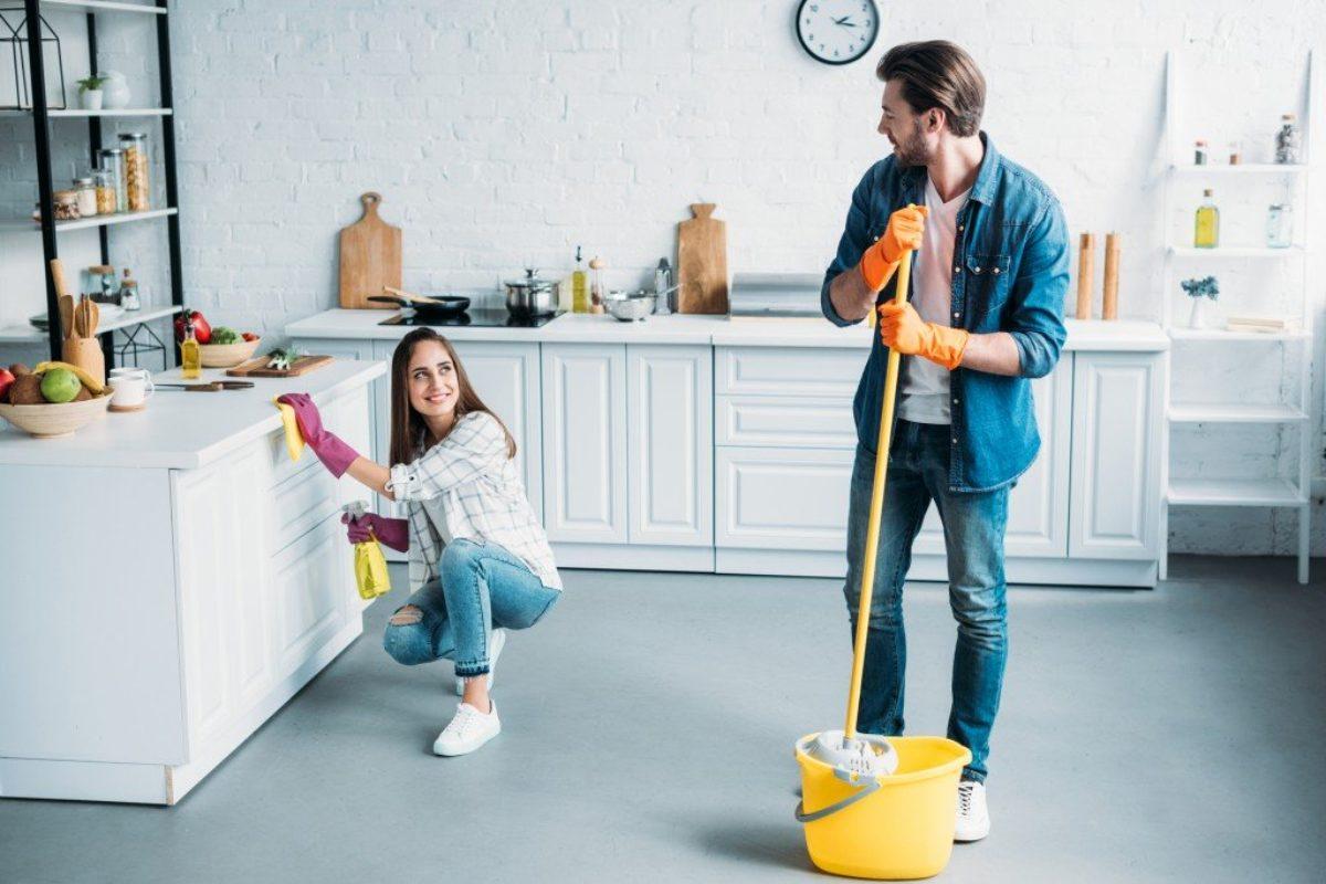 Οργάνωσε τον καθαρισμό της κουζίνας σου σε 7 βήματα!