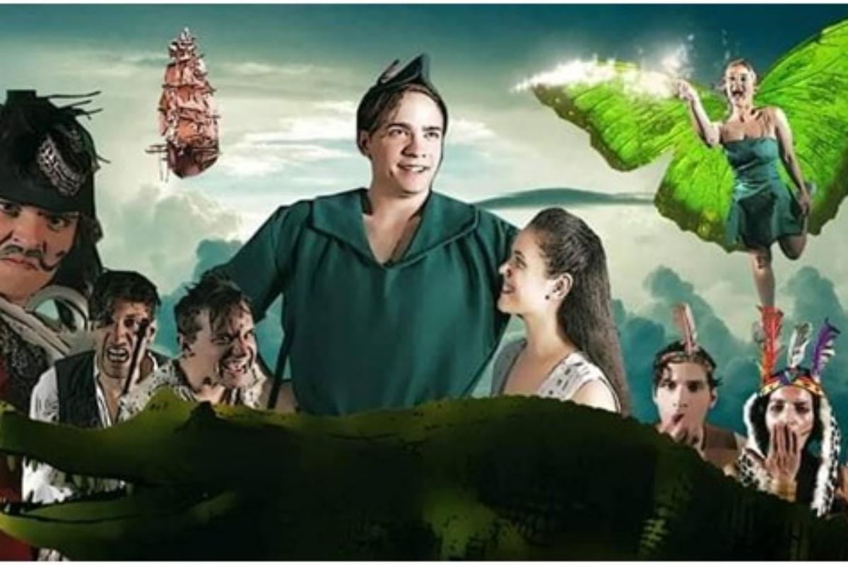 «Πήτερ Παν – Τίνκερμπελ & Κάπτεν Χουκ στη xώρα του Ποτέ» | θέατρο ΛΑΜΠΕΤΗ | Από 16 Φεβρουαρίου