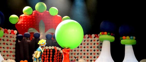 FUNNY BALLS SHOW – Ελάτε στον μαγικό Μπαλονοκόσμο