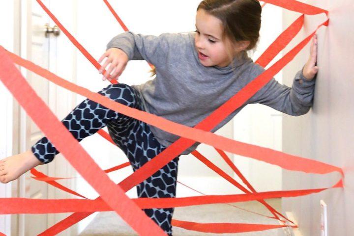 Παιχνίδια στο σπίτι με τα παιδιά μας