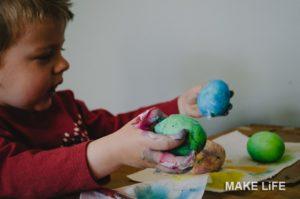 play-dough