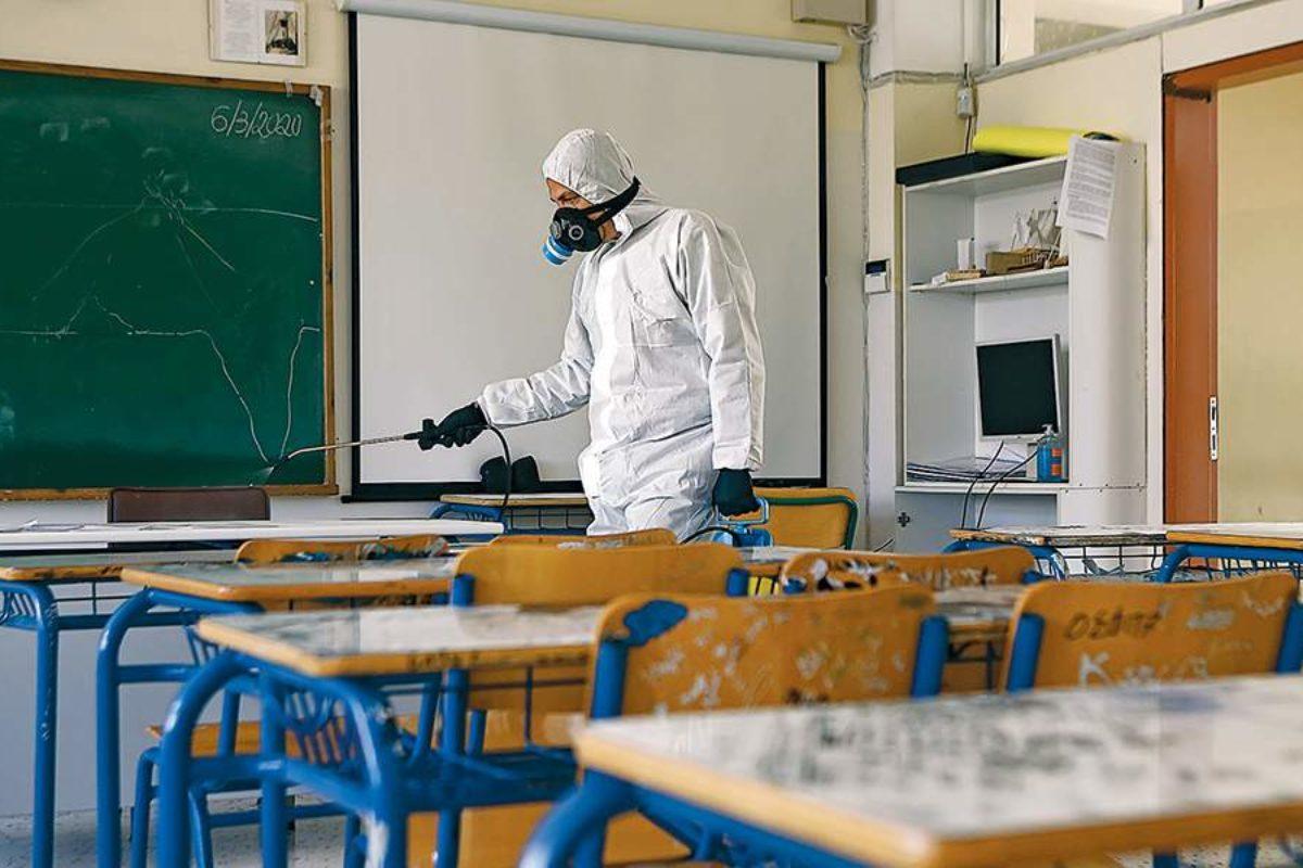 Κορωνοϊός: Το κλείσιμο σχολείων και οι επιπτώσεις