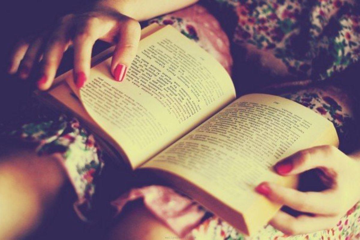 Γιατί πρέπει να διαβάζουμε βιβλία…