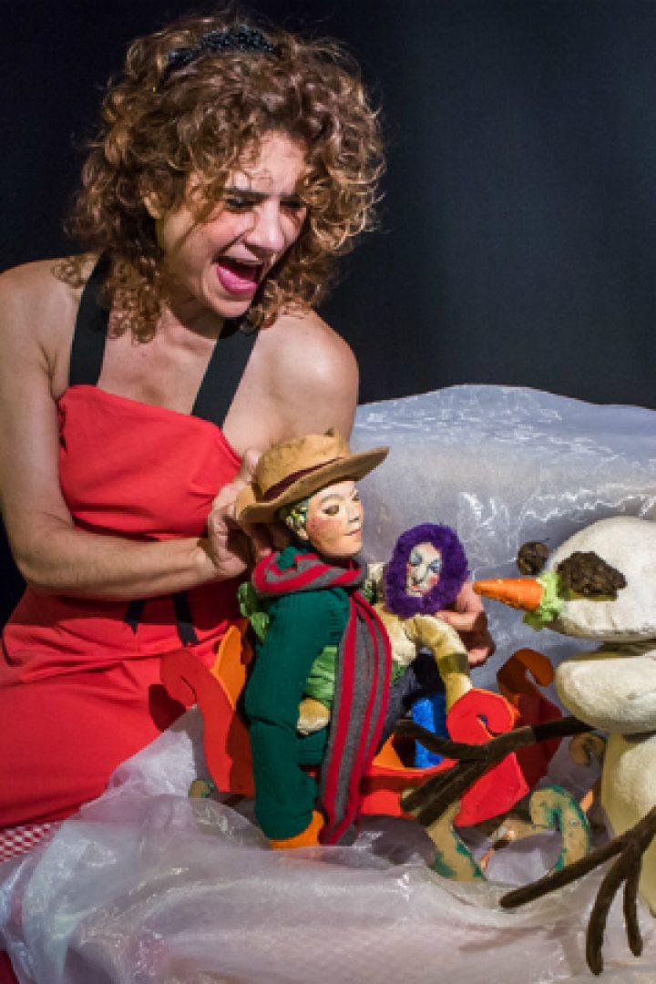 e-Ημερίδα: Θέατρο Κούκλας στην Εκπαίδευση