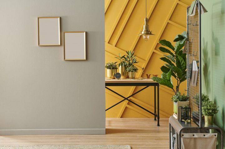 10 Χρώματα για να βάψεις το σαλόνι σου!