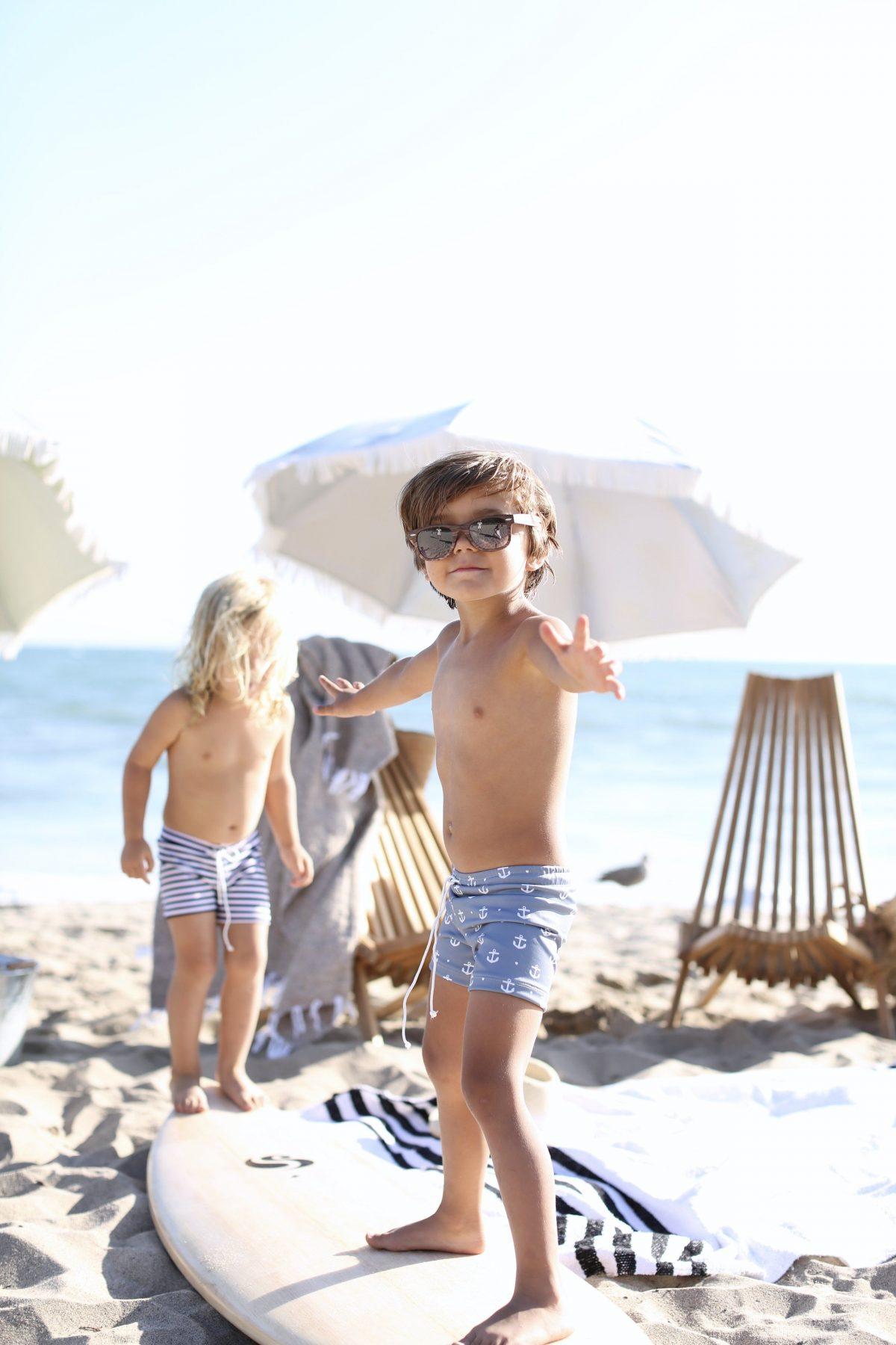 Ηλιος θάλασσα και παιδί. Τί να… προσέξετε
