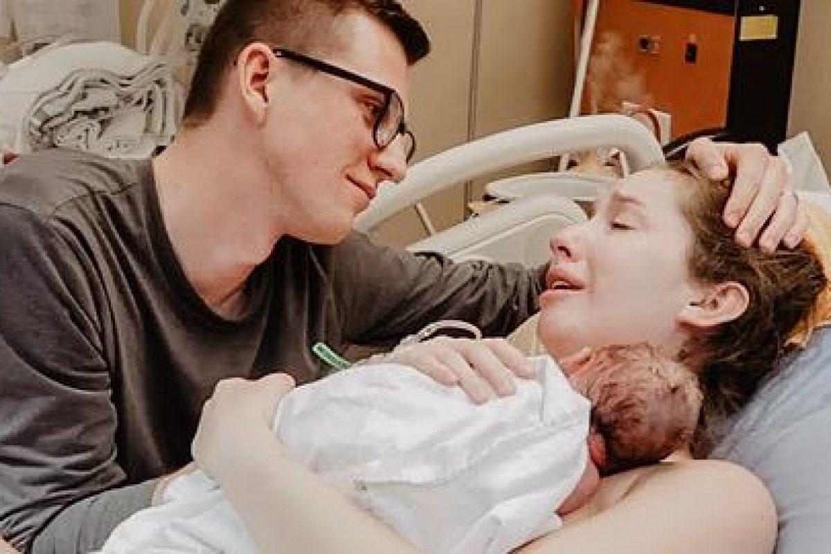 Τα συγκινητικά λόγια ενός νέου μπαμπά: «Η γυναίκα μου είναι το θαύμα της ζωής»
