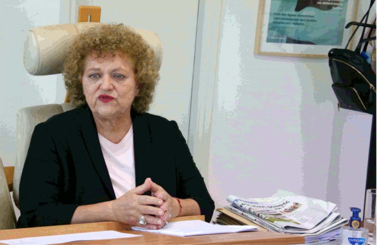 Δέσπω Μιχαηλίδου: Επιβάλλεται διορισμός μόνιμου ψυχολόγου σε κάθε σχολείο