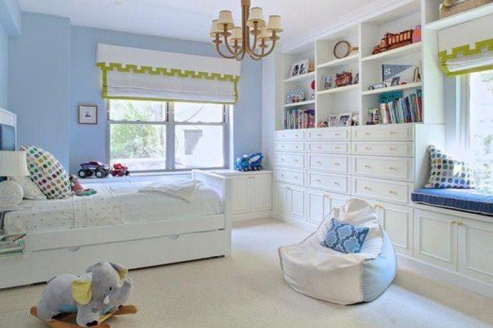 Διακόσμηση & Χρώματα για παιδικό δωμάτιο που θα λατρέψουν τα μικρά σου!