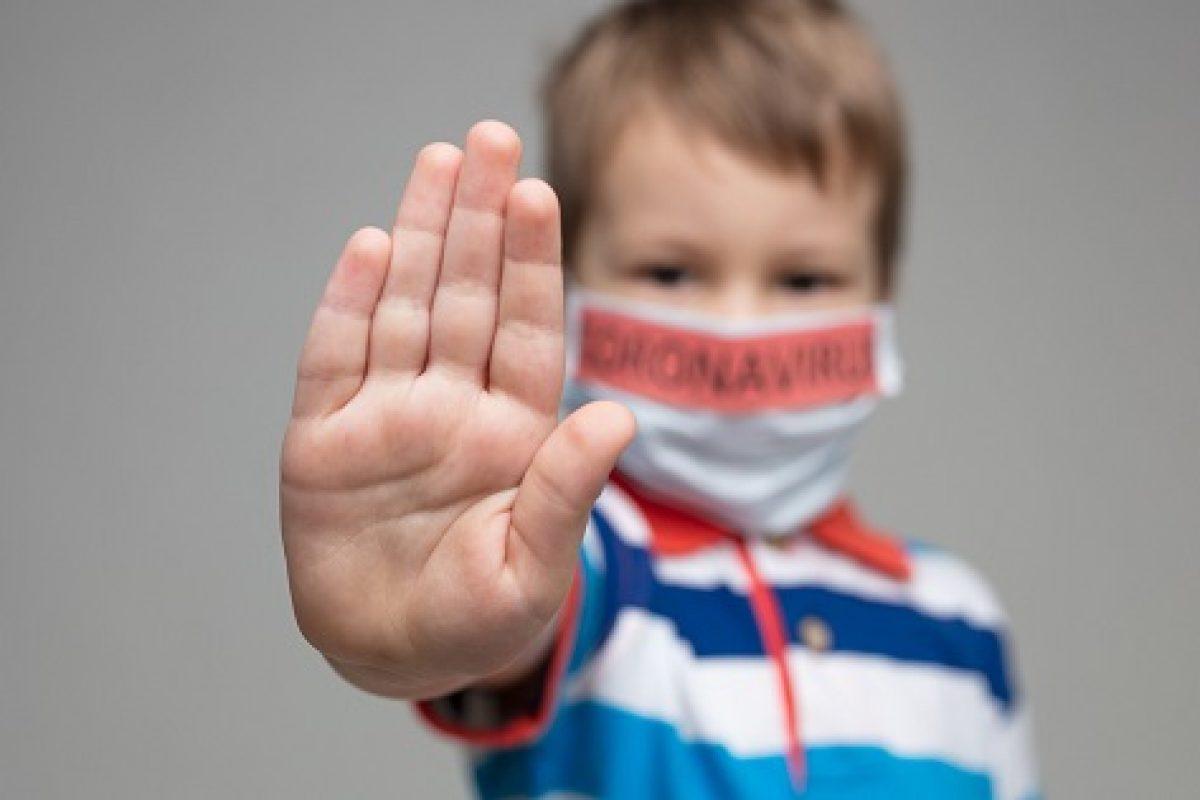 Παιδιά και Κορονοϊός: Ισχύει ό,τι και για τους ενήλικες