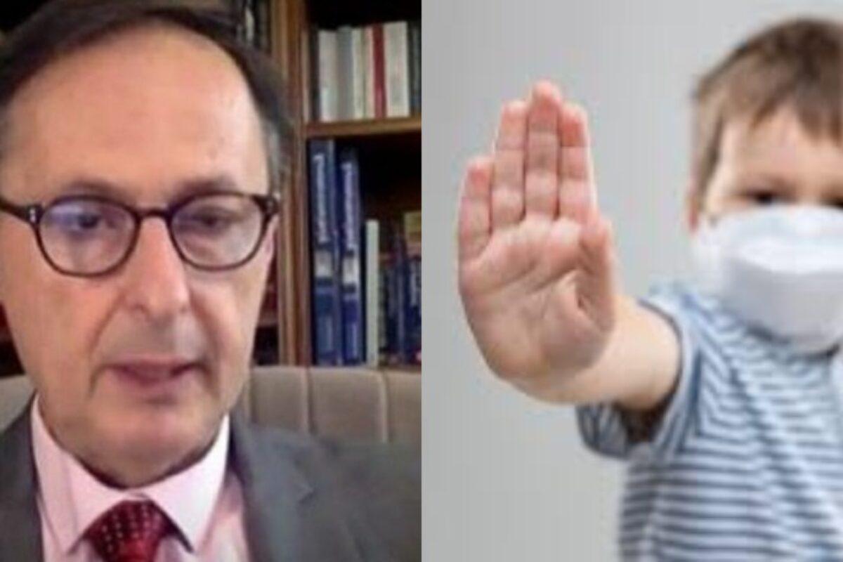 Νίκος Σύψας: «Δεν αγκαλιάζουμε τα παιδιά μας στο σπίτι, φοράμε την μάσκα αν μας πλησιάζουν».