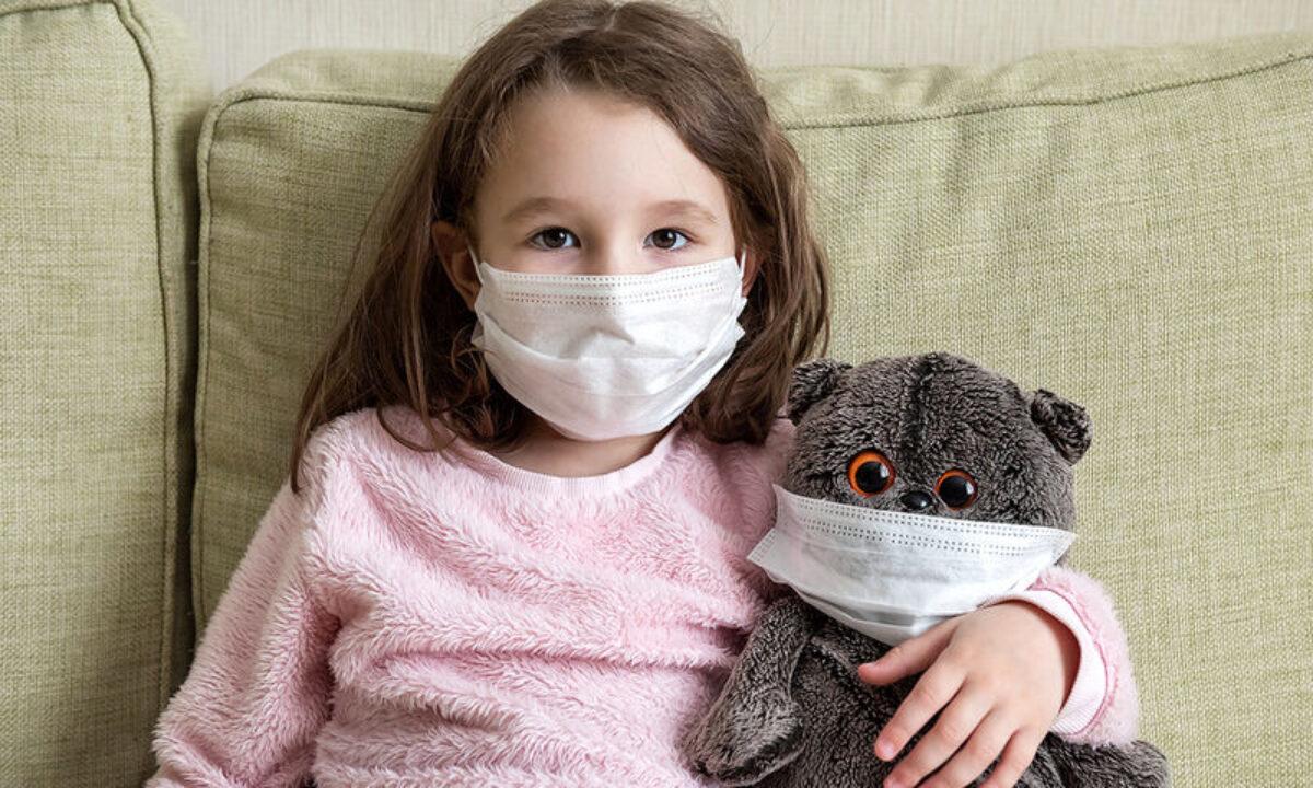 Κορονοϊός: Τα βασικά συμπτώματα στα παιδιά