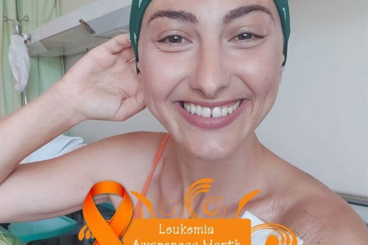 Ρεγγίνα, ένα κορίτσι που μοιράζει χαμόγελα παλεύοντας με την λευχαιμία -Τί λέει στο ΡΘ (audio)