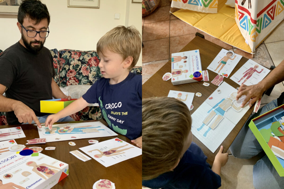Γιατί να επιλέξεις παιχνίδια Montessori για το παιδάκι σου