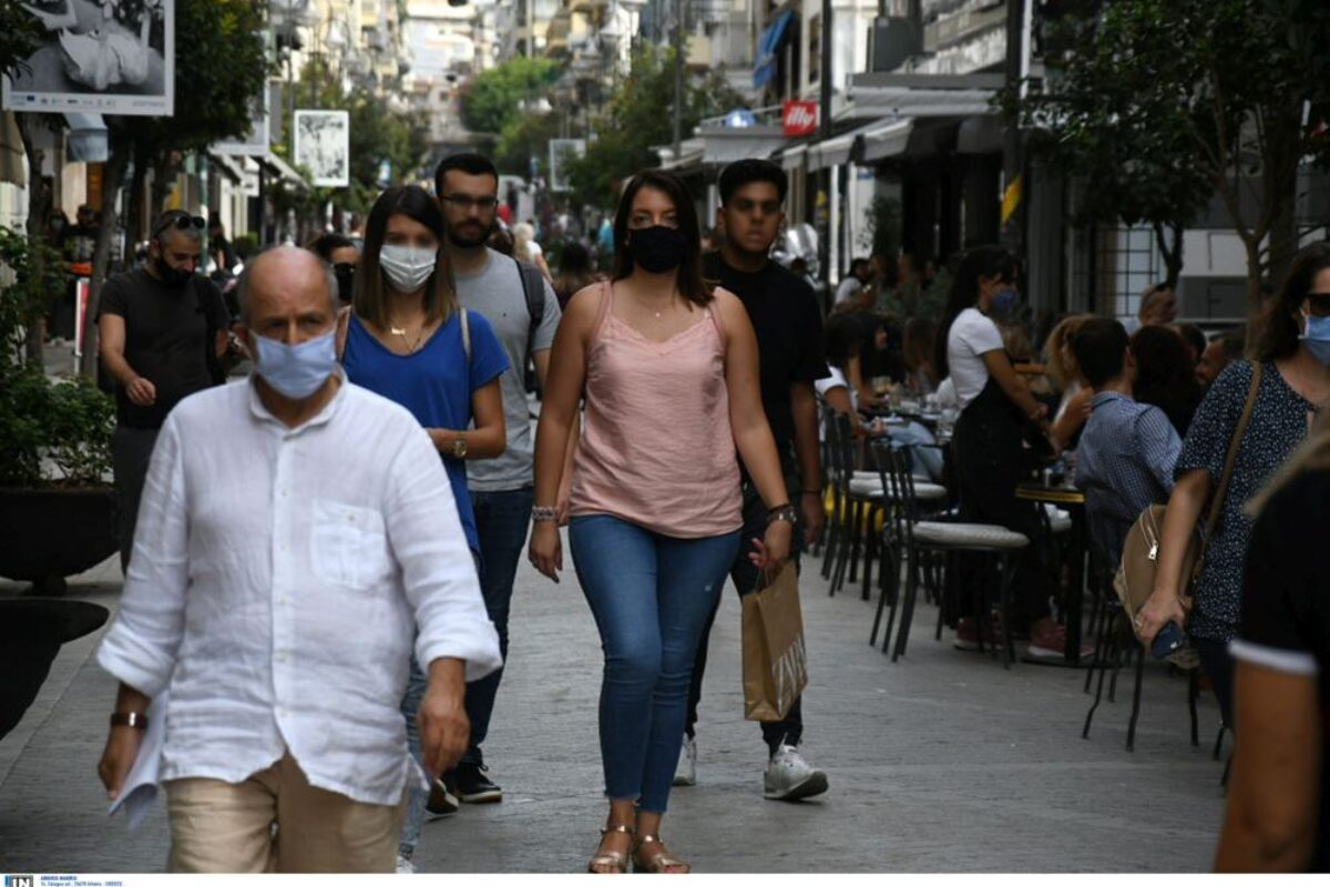 Κορωνοϊός: Μάσκα θα φοράμε για δύο χρόνια – Η πρόβλεψη