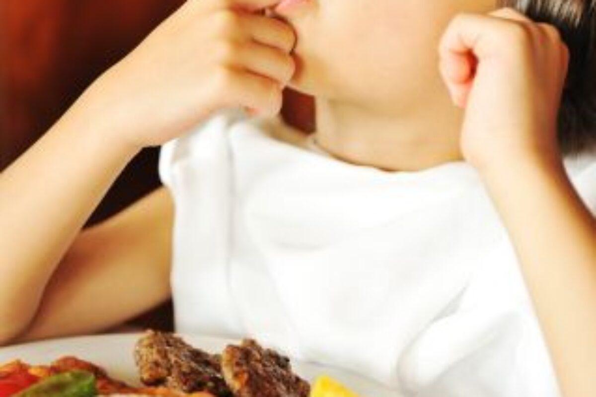 Πόσο κόκκινο κρέας χρειάζονται τα παιδιά;