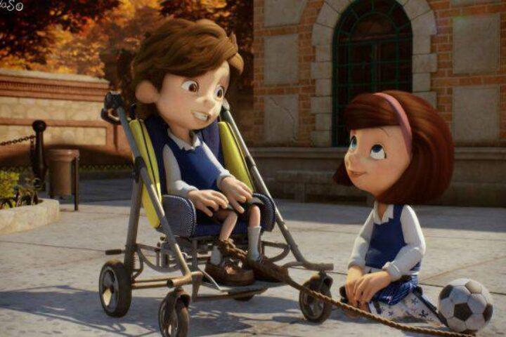 """Το """"Cuerdas"""": Η ταινία μικρού μήκους για την Παιδική Αναπηρία που συγκινεί. ΒΙΝΤΕΟ"""