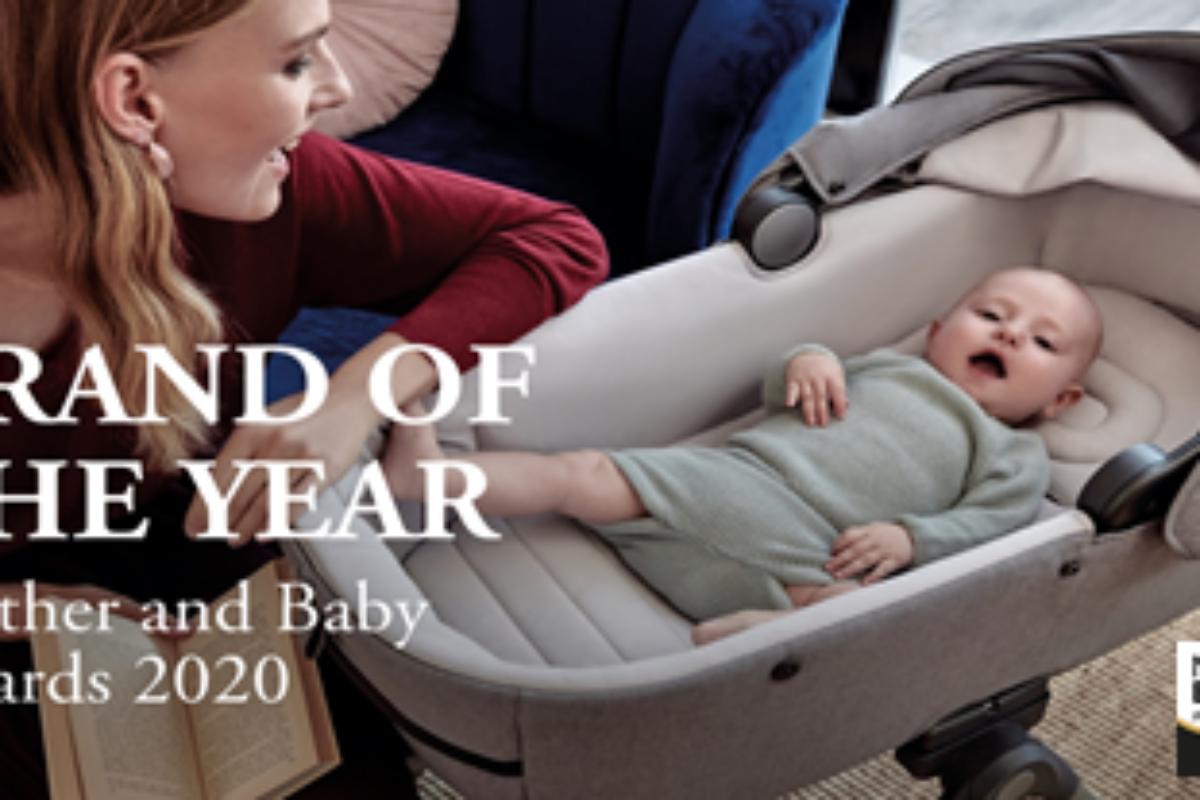 Η Inglesina αναδείχτηκε Brand of the Year στα πρώτα ελληνικά «Mother & Baby Awards»!