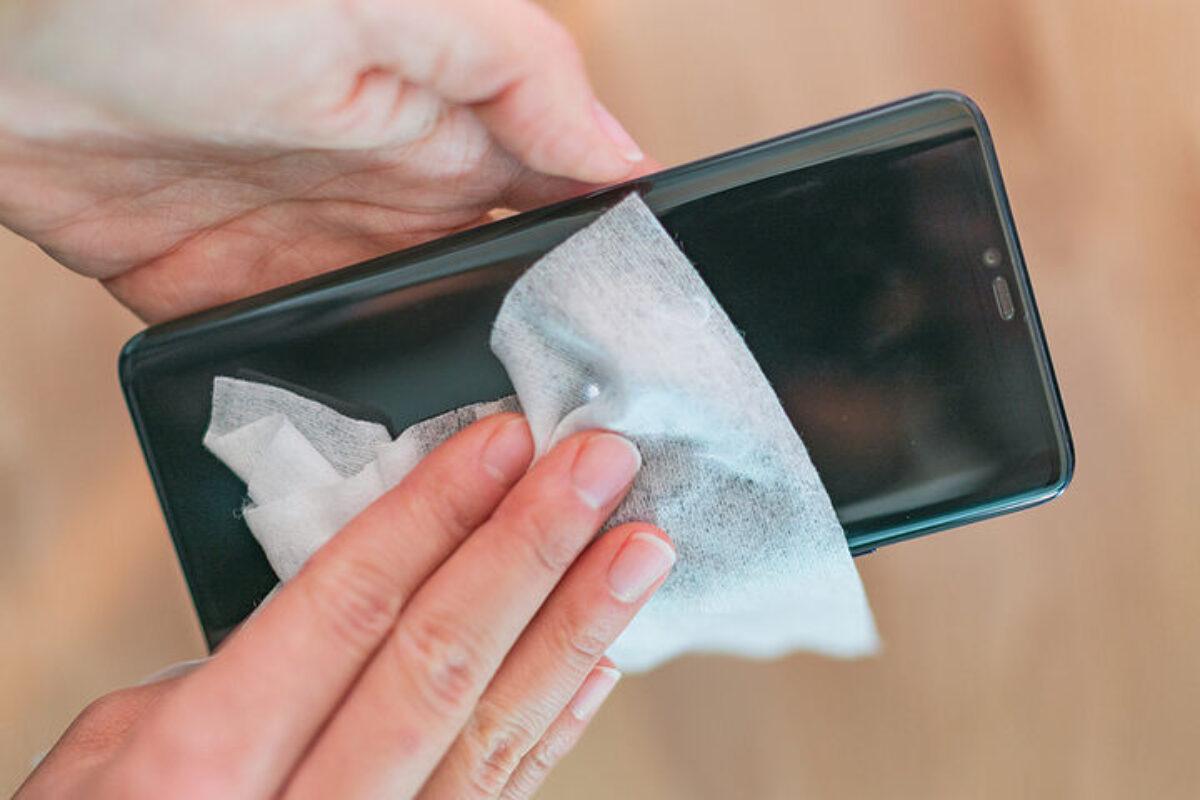 Κορονοϊός: Πόσο επιβιώνει στην οθόνη του κινητού, χαρτονομίσματα, γυαλί, μέταλλα