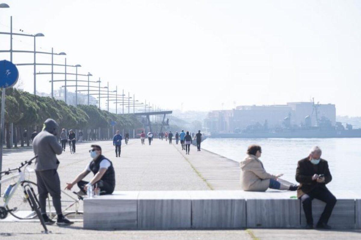 Κορωνοϊός: Αυτοί είναι οι 4 λόγοι που «ξέφυγε» ο ιός στη Θεσσαλονίκη