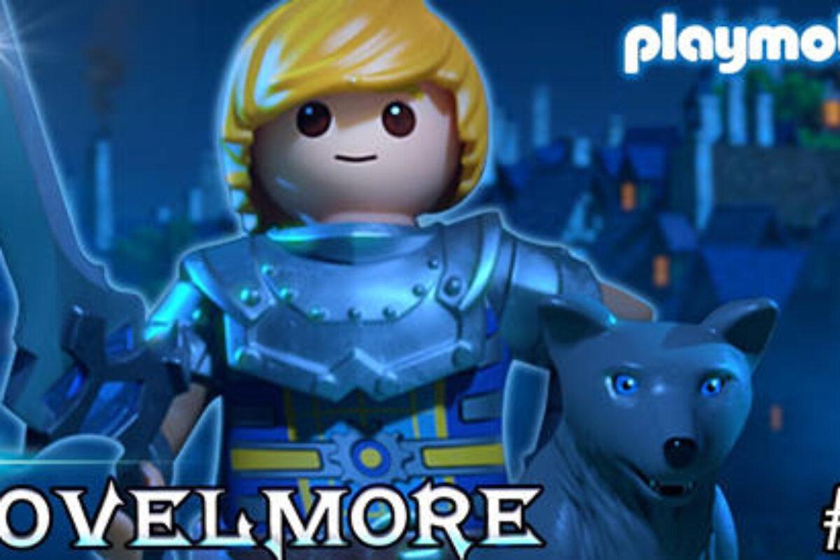 Νέα σειρά Novelmore στο κανάλι της Playmobil στο Youtube!