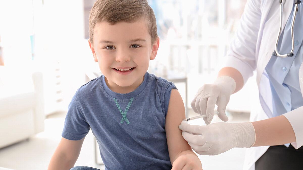 Εμβόλια: Η απαραίτητη άμυνα για κάθε παιδί
