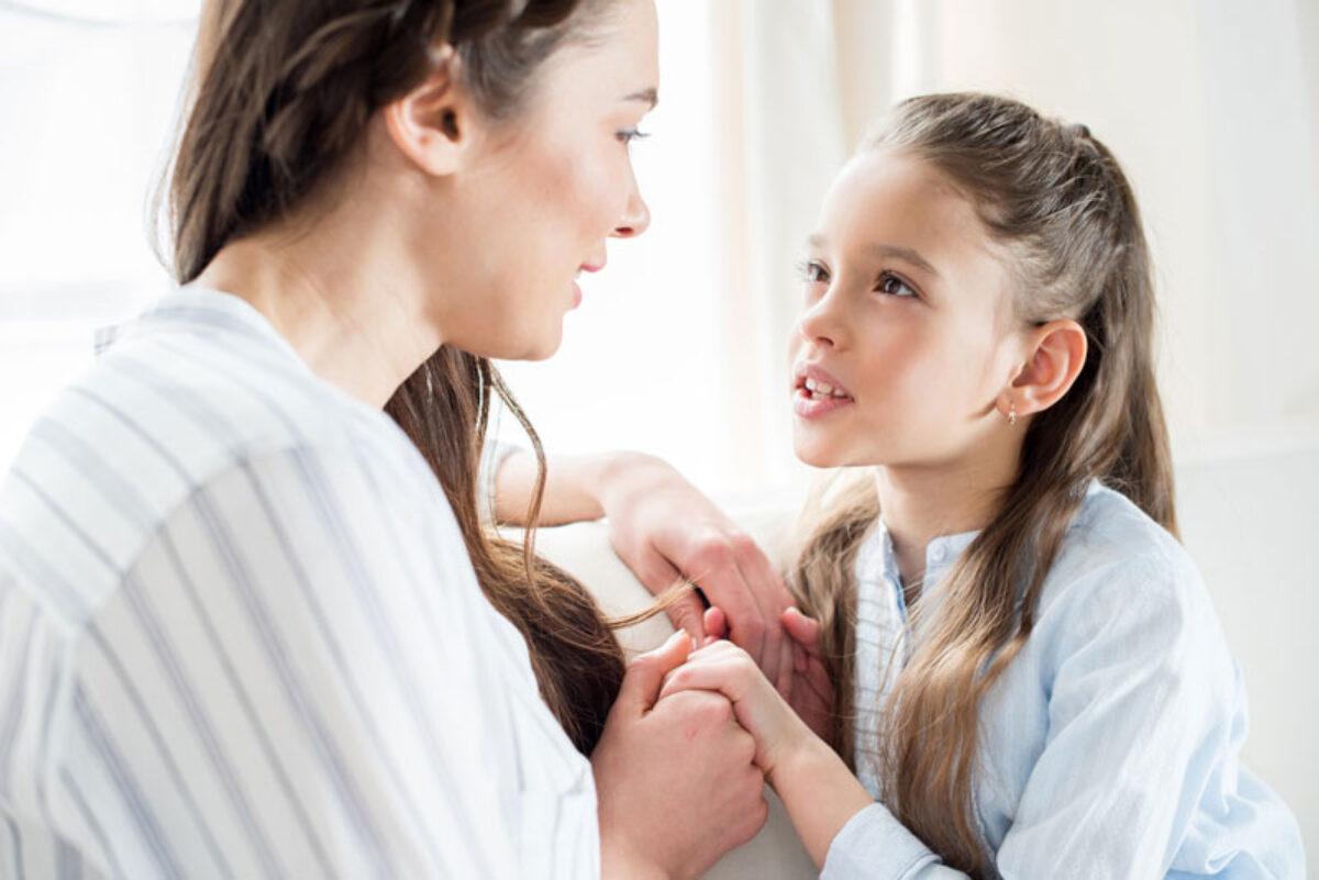 Η σημασία του να ζητάς συγνώμη από τα παιδιά