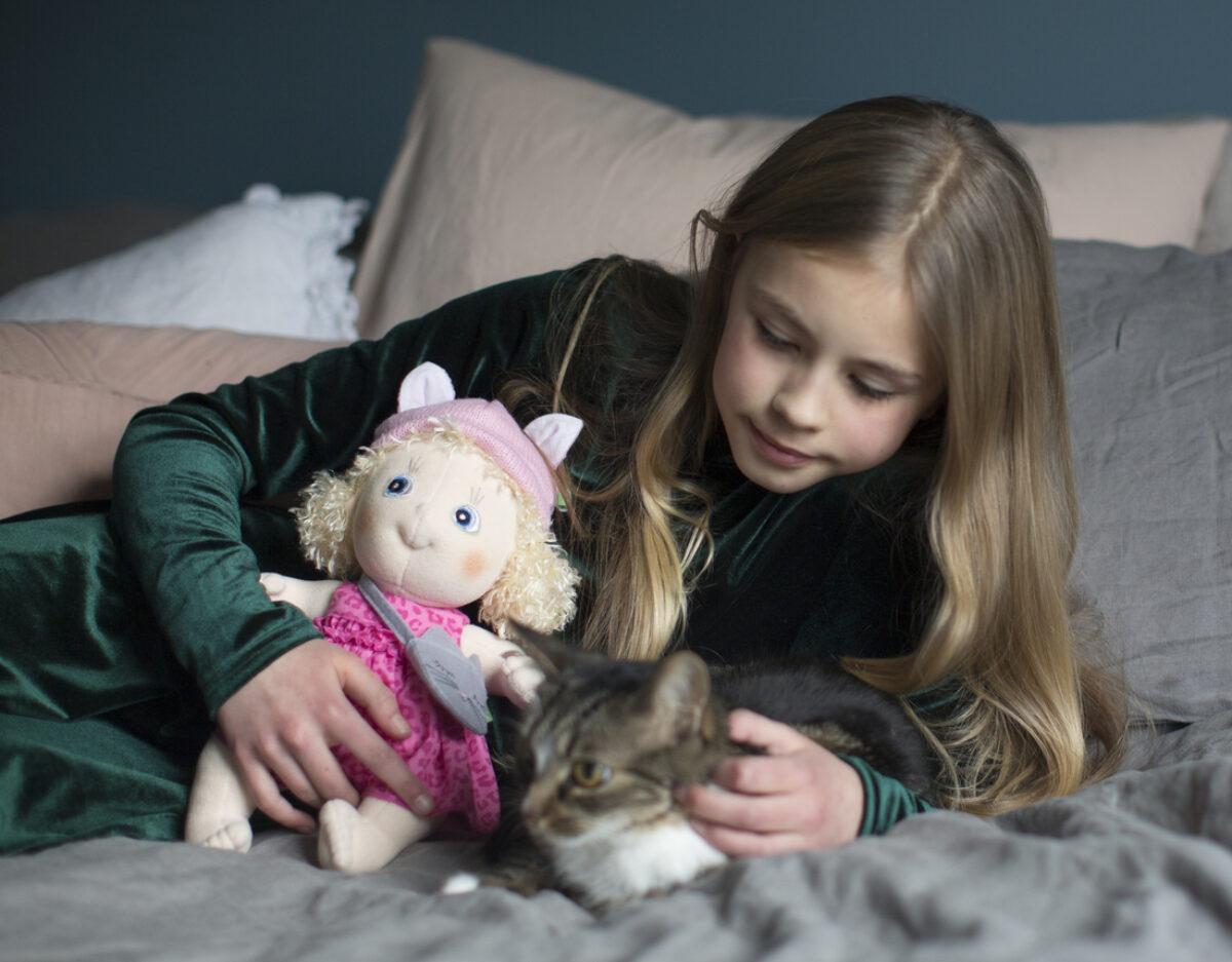 Οι χειροποίητες κούκλες Rubens Barn είναι τα αγαπημένα φιλαράκια των παιδιών!