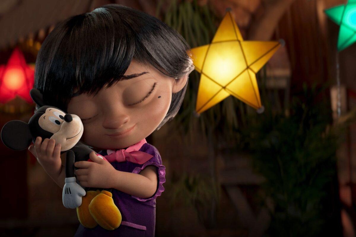Η νέα χριστουγεννιάτικη διαφήμιση της Disney υποστηρίζει το Make-A-Wish και φέρνει δάκρυα στα μάτια