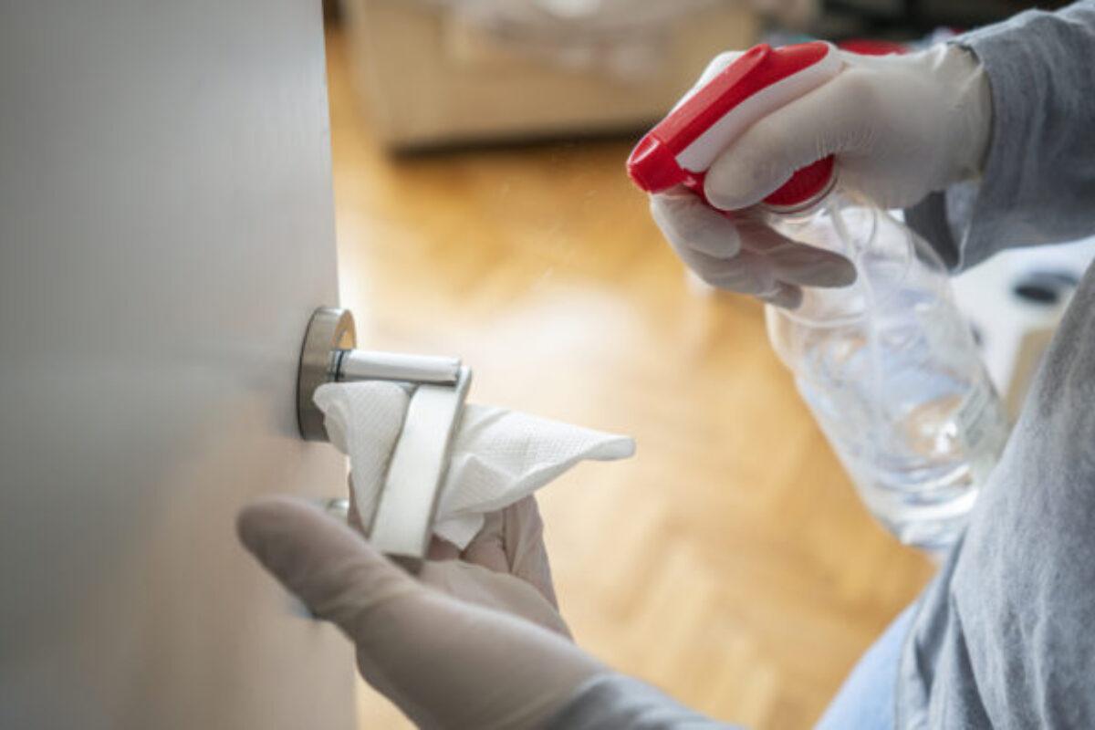 COVID-19 Lockdown: Πώς προετοιμάζουμε το σπίτι ώστε να μείνουμε με ασφάλεια για αρκετές μέρες