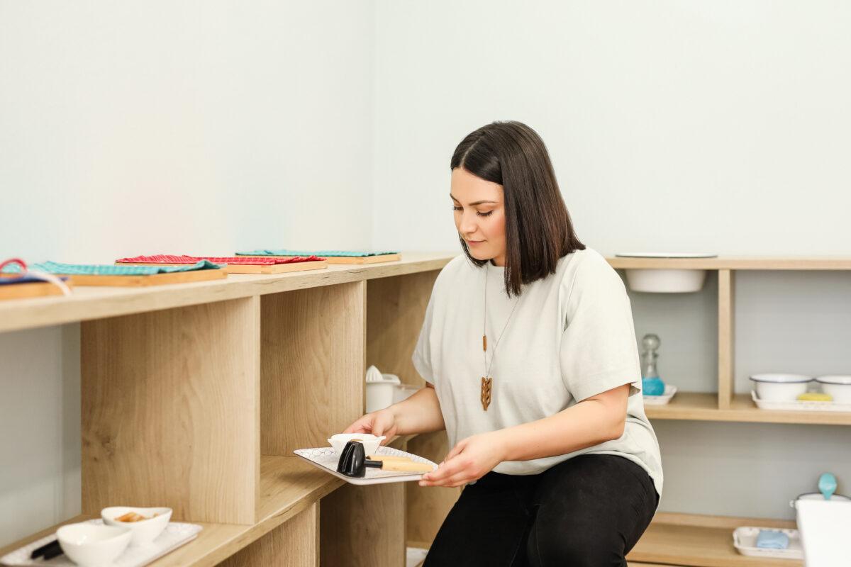 Ο Πρακτικός βίος στην παιδαγωγική μέθοδο Montessori