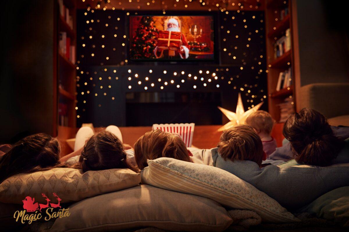 Magic Santa: ο Άγιος Βασίλης στέλνει ταινία στα παιδάκια μας!