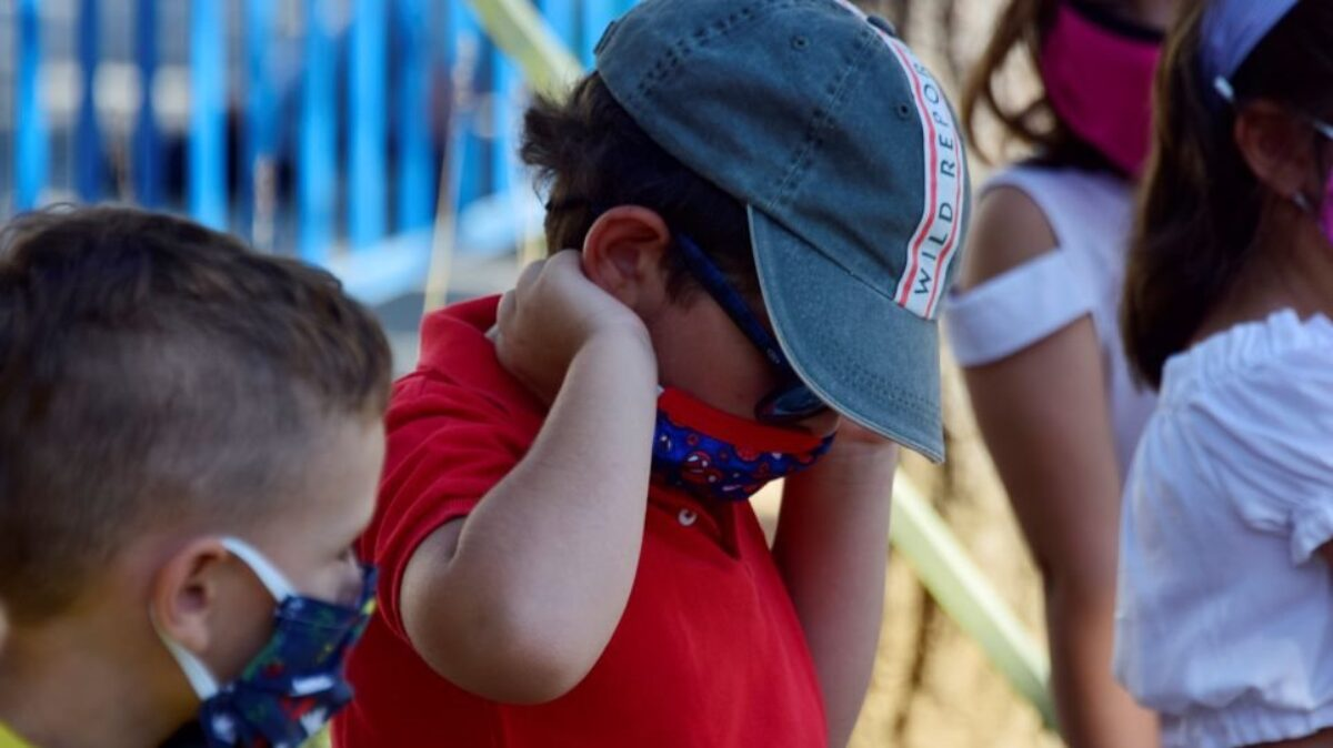 ΕΟΦ: Προσοχή στις μάσκες με οξείδιο του χαλκού – Δεν είναι για παιδιά