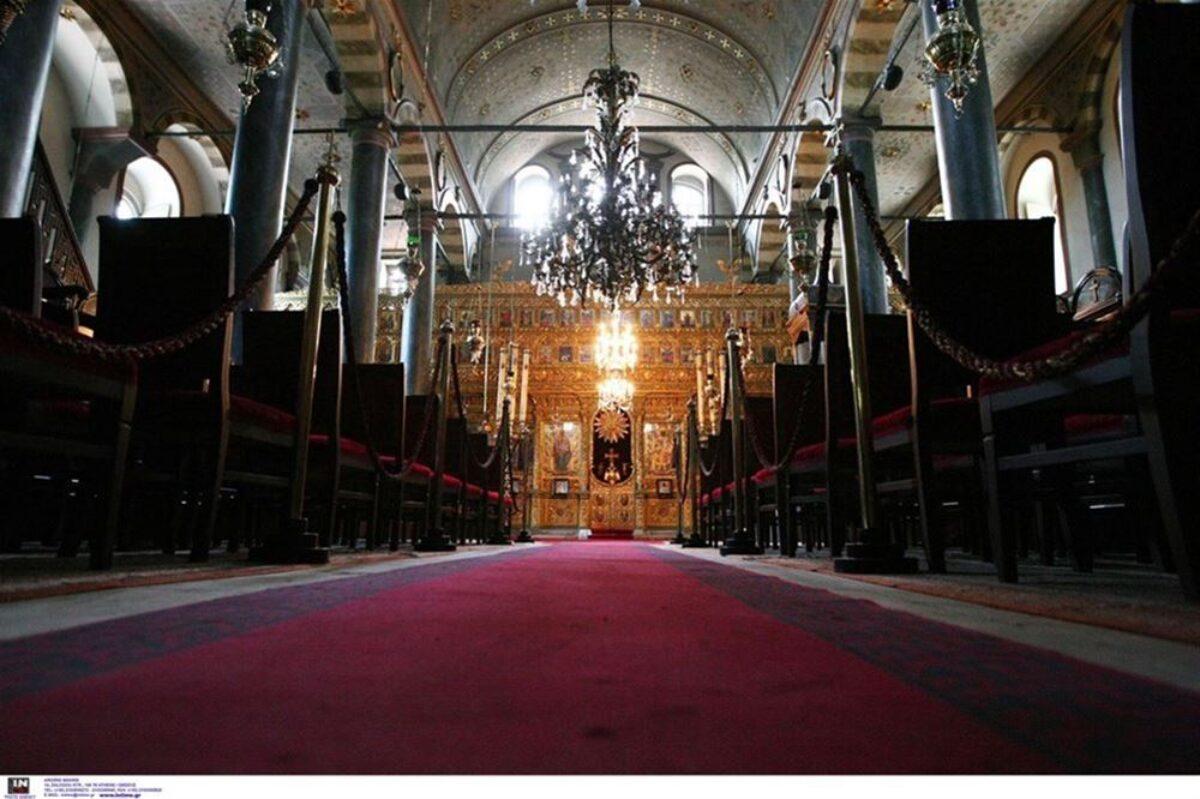 180 χριστιανικά σωματεία ζητούν ανοικτές εκκλησίες τα Χριστούγεννα