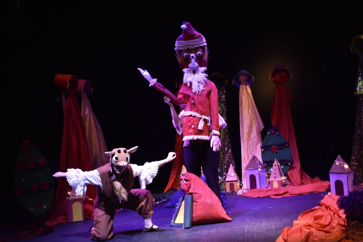 Χριστουγεννιάτικες Προτάσεις από το θέατρο Αερόπλοιο