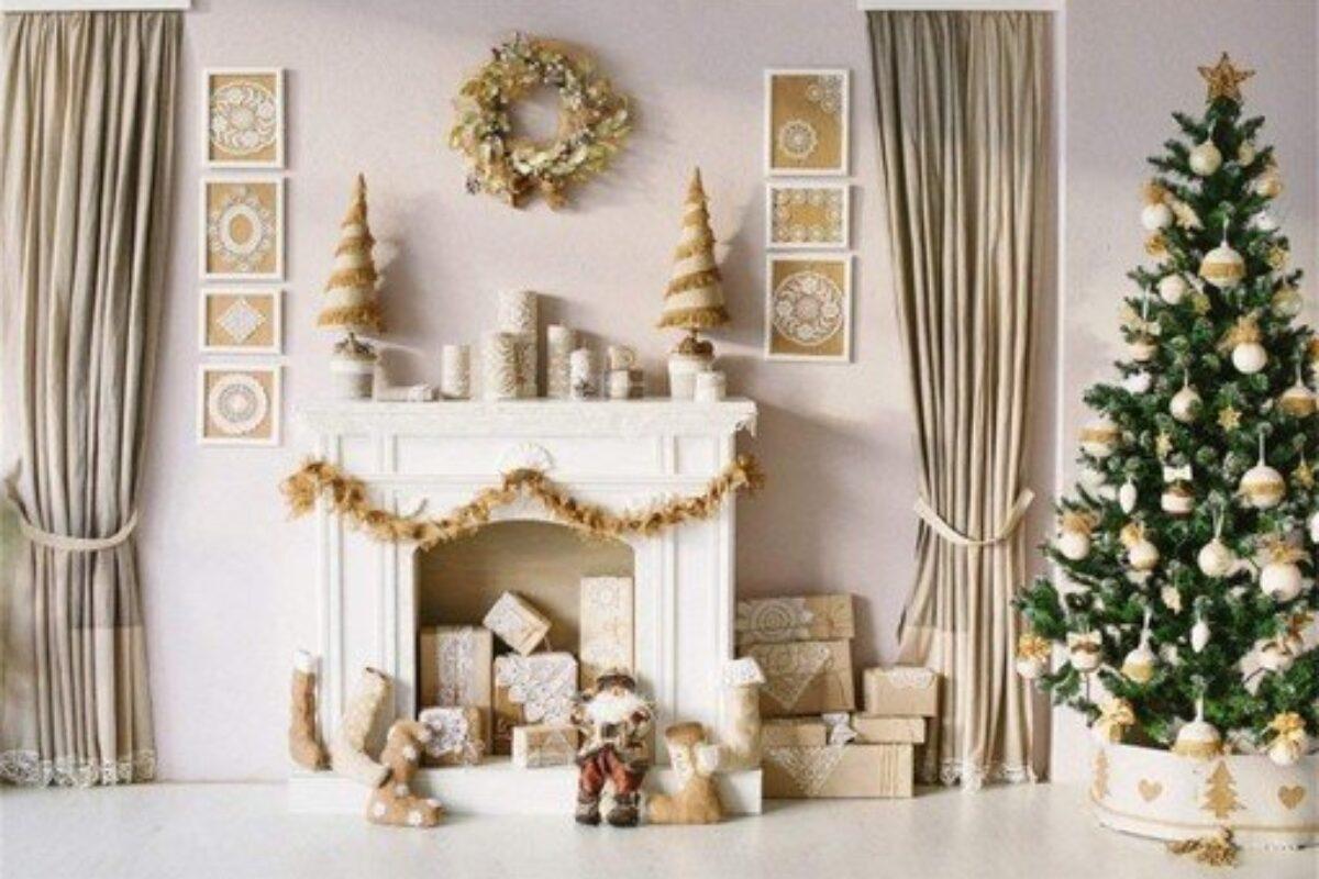 5 Ιδέες για να Διακοσμήσεις το Τζάκι σου με Άρωμα Χριστουγέννων!