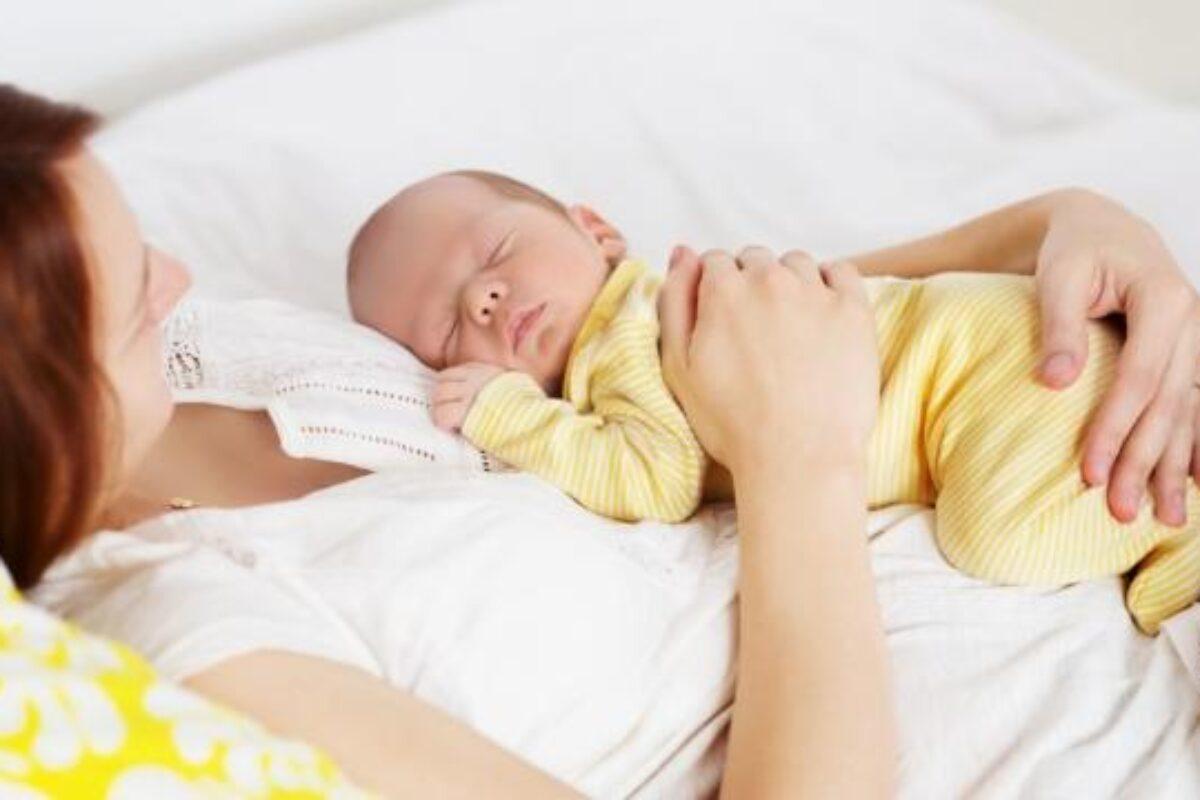Από τη στιγμή που μια γυναίκα γίνεται μαμά