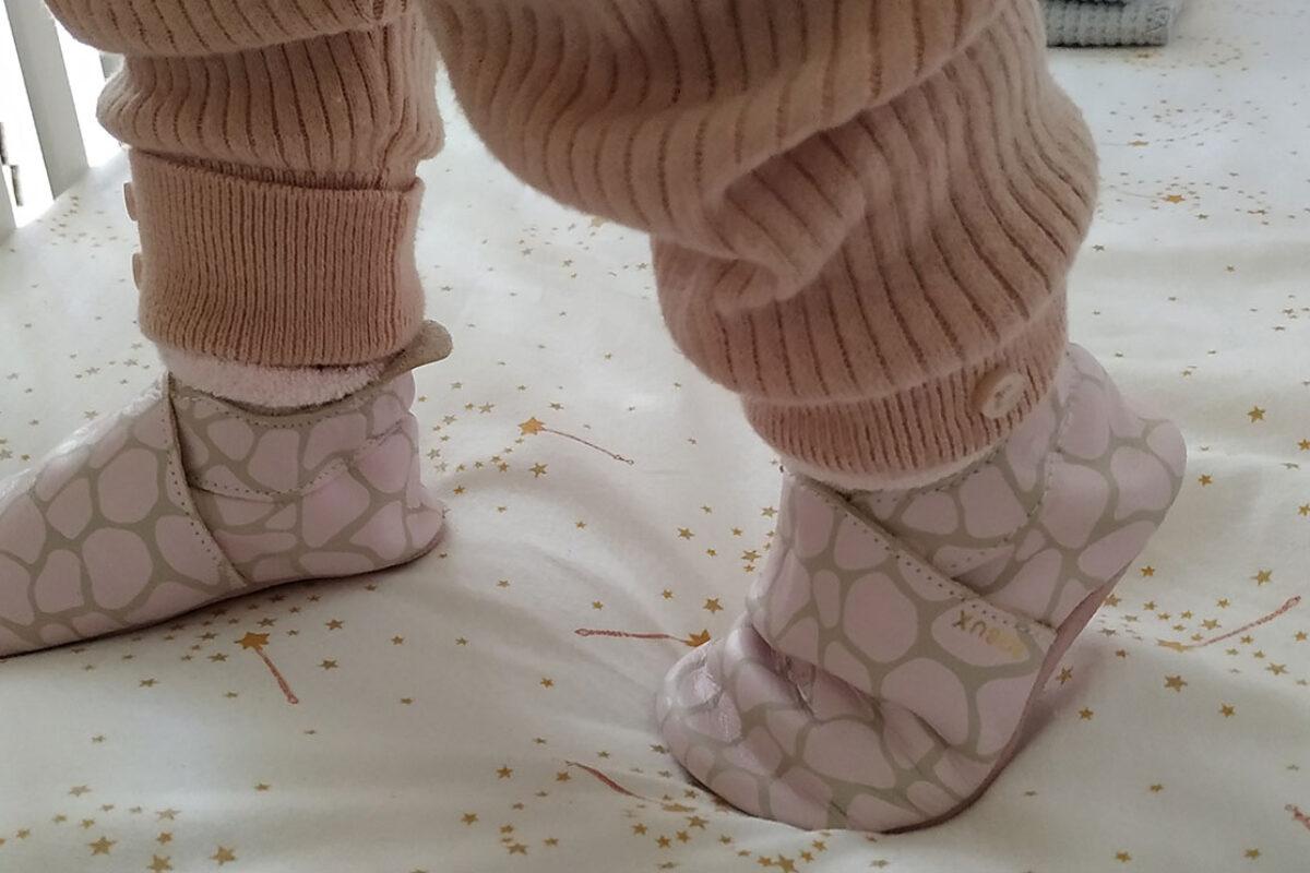 Τα soft soles είναι τα καλύτερα παπουτσάκια για τα πρώτα του βήματα!