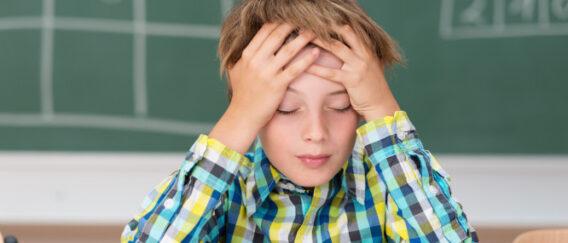 Δυσλεξία: Τα συμπτώματα ανάλογα με την ηλικία του παιδιού