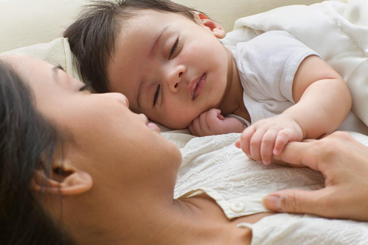 «Κοιμηθείτε Αγκαλιά Με Τα Παιδιά Σας, Δεν Υπάρχει Τίποτε Ωραιότερο Στον Κόσμο»