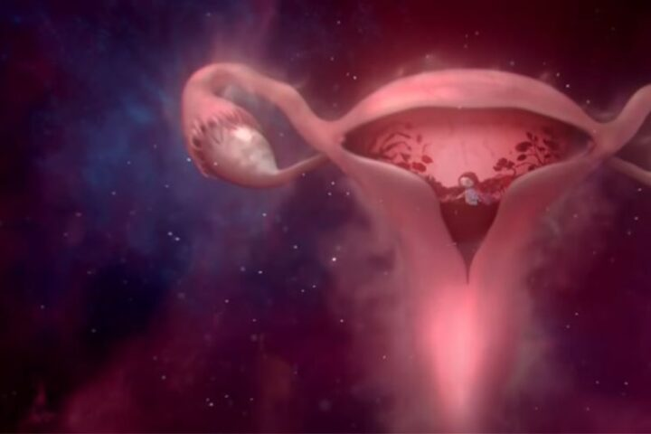Ένα τρίλεπτο φιλμ καταρρίπτει κάθε ταμπού γύρω από την περίοδο και όσα περνά το σώμα μιας γυναίκας στη διάρκεια της ζωής της
