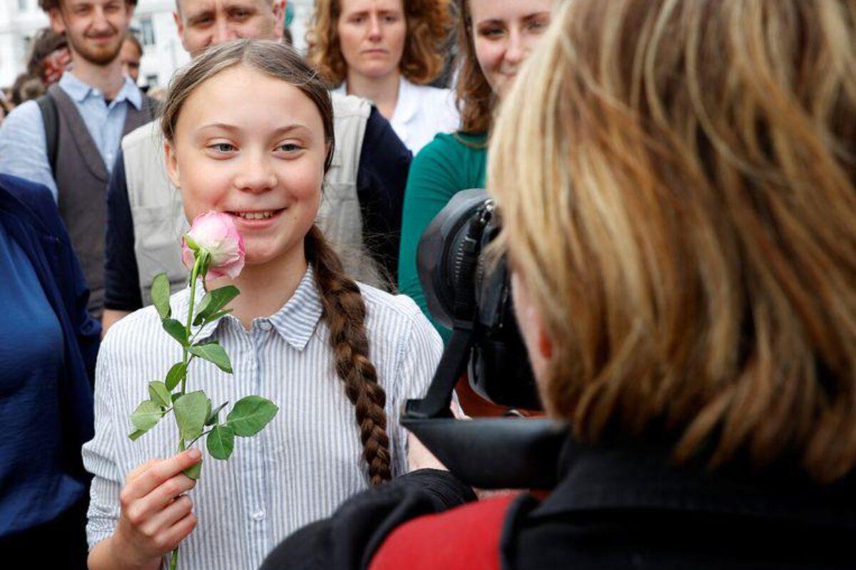 Greta Thunberg: Δεν θα πω σε κανέναν τι θα κάνει