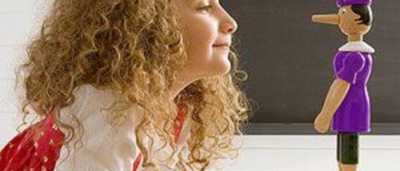 Μυστικά και ψέματα στον κόσμο των παιδιών