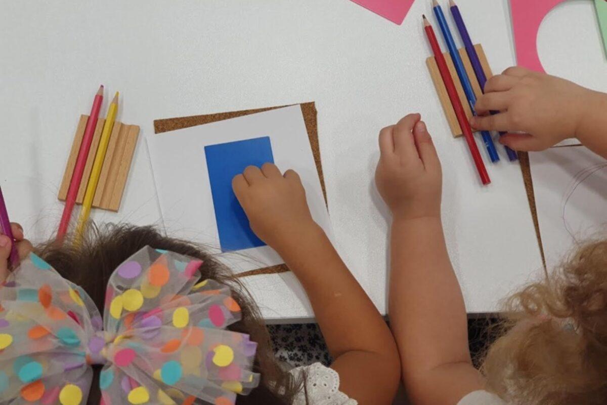 Η γλώσσα στη παιδαγωγική μέθοδο Montessori