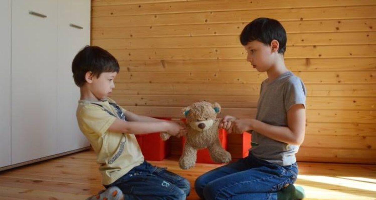 Πώς να μάθουμε στα παιδιά μας να διαφωνούν μεταξύ τους με υγιείς τρόπους