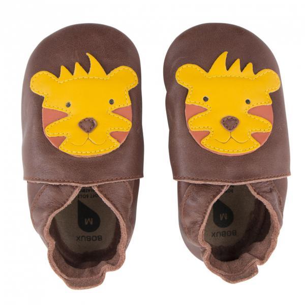 soft sole παπουτσάκια τιγράκι