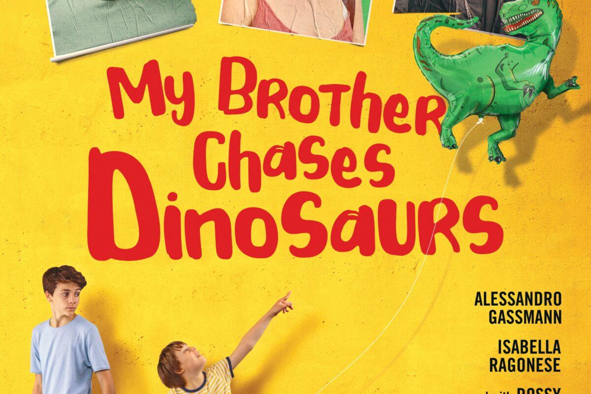 Ο Αδελφός Μου Κυνηγάει Δεινόσαυρους | Παιδικές Προβολές