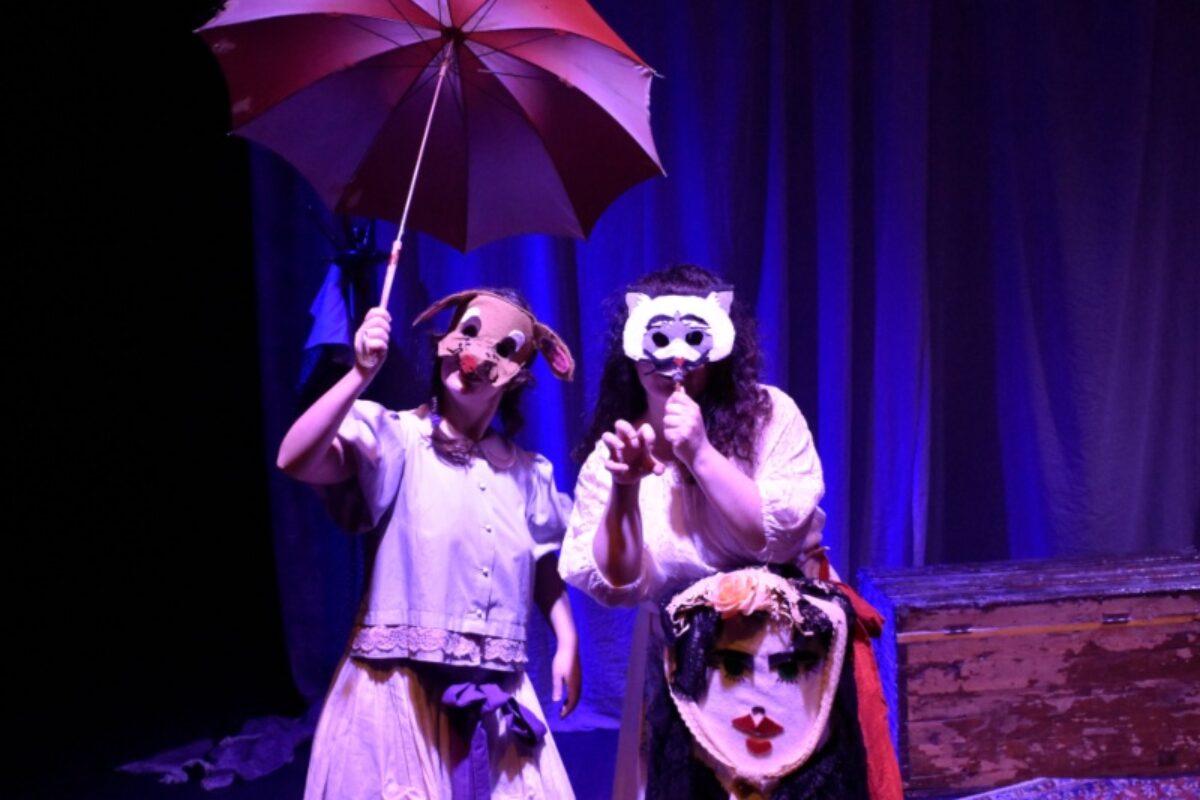 Θέατρο Αερόπλοιο – Η Βαλίτσα με τις μάσκες live streaming